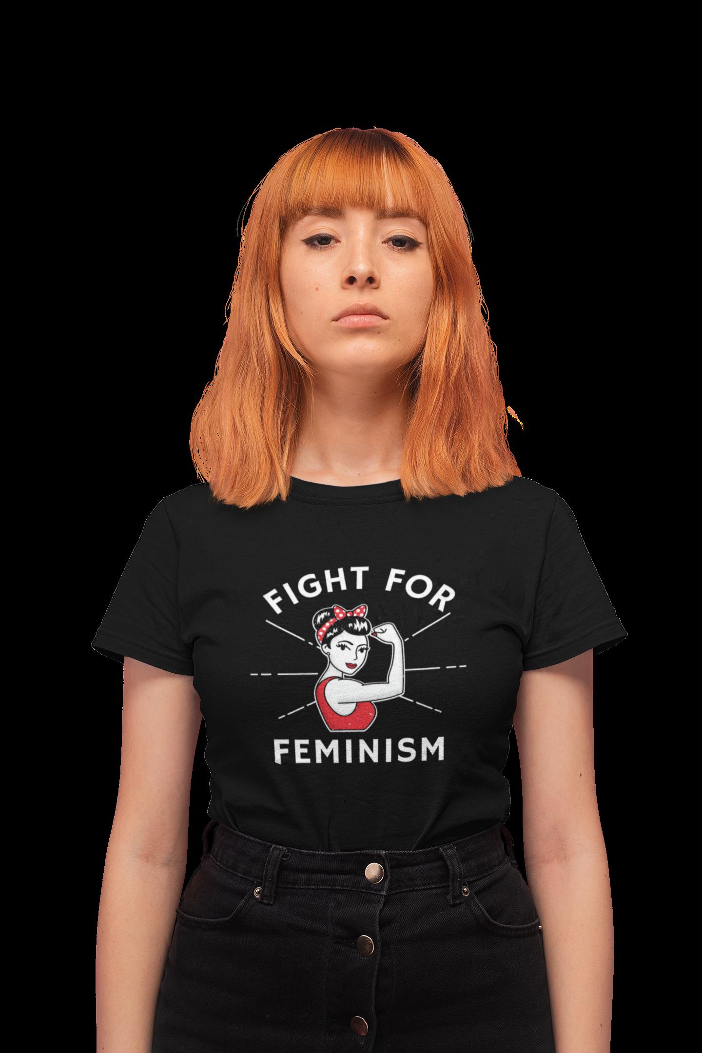 t shirt feministe